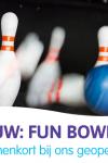 Opening Leisure Center Boxmeer bowlingbaan Koorstraat 1, 5831 GH Boxmeer