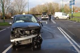 Gewonde bij verkeersongeval in Grave