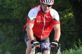 Sportieve Edwin Sommers is actiefste zorgbegeleider van Gelderland