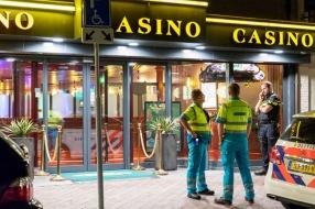 Gewonde bij gewapende overval casino in Cuijk
