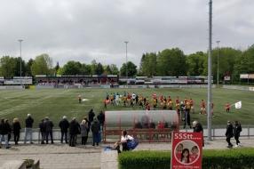JVC Cuijk stopt met topvoetbal: 'Met bloedend hart hiervoor gekozen'