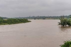 Veiligheidsregio: geen grote overstromingen verwacht, wegblijven bij water