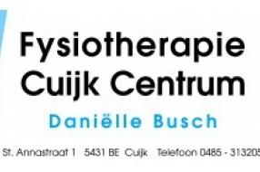 Veel keuze bij Fysiotherapie Cuijk Centrum