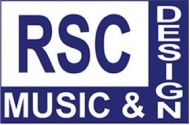 RSC Music & Design Logo