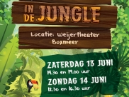 "Musicalschool Étoile presenteert voorstelling ""In de Jungle"""