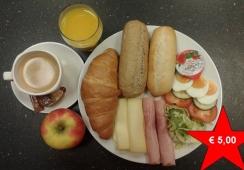 Lunch voor €5,00 bij BijBen!