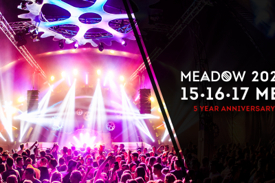 Evenement: muziekfestival Meadow