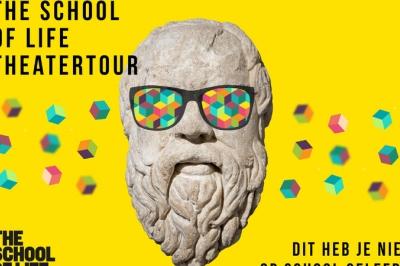 Evenement: THE SCHOOL OF LIFE DIT HEB JE NIET OP SCHOOL GELEERD - Theatercollege