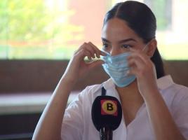 Coronanieuws: 'Handhaving lastig zonder landelijke mondkapjesplicht'