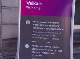 Coronanieuws: Rijbewijs 7 maanden langer geldig, Noordbrabants Museum helemaal klaar voor opening