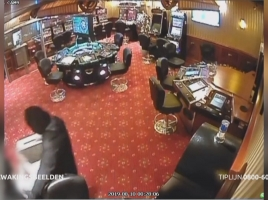 Cuijk - Gezocht - Overval op Flash Casino