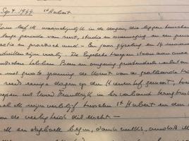 Oud-premier Jan de Quay wilde dagboek niet publiceren, maar familie doet dat nu toch