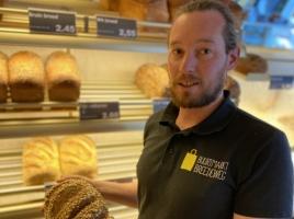 Voor een brood kun je in het dorp Beers alleen nog in noodwinkel terecht